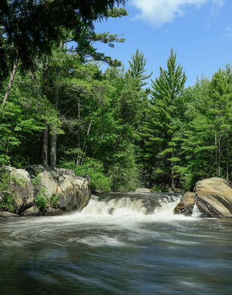 Upper Dave's Falls