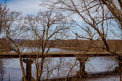 Wisconsin River near Taliesa