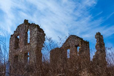 Matz Farmstead Ruins 1