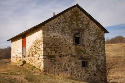 Old Building on Matz Farmstead
