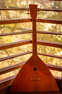Musical Instrument at Taliesa
