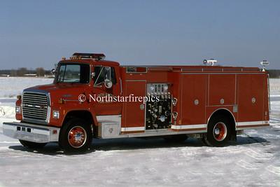 Iron River Fire Department
