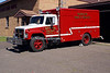 1988 International/1987 Melray <br /> Welch remount of former Wausau, WI rescue body