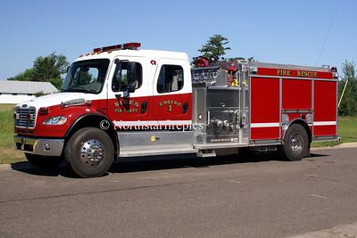 Siren Fire Department