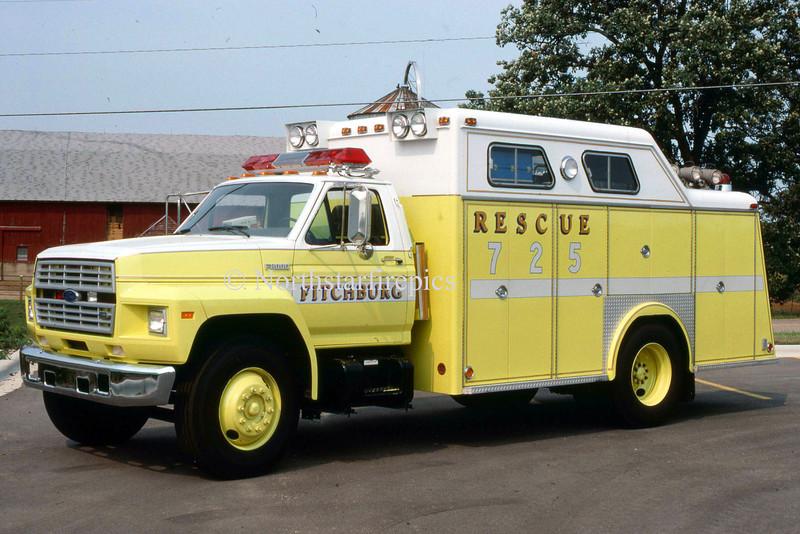 Fitchburg R-725