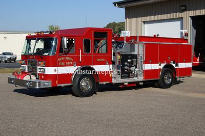 New Lisbon Fire Department