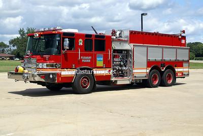 Pleasant Prairie Fire Department