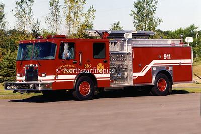 Bangor-Burns Fire Department