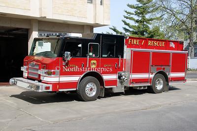 La Crosse Fire Department