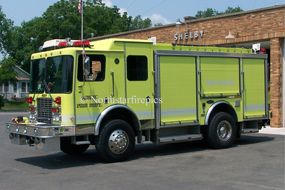 Town of Shelby Fire Department