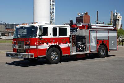 Rothschild Fire Department