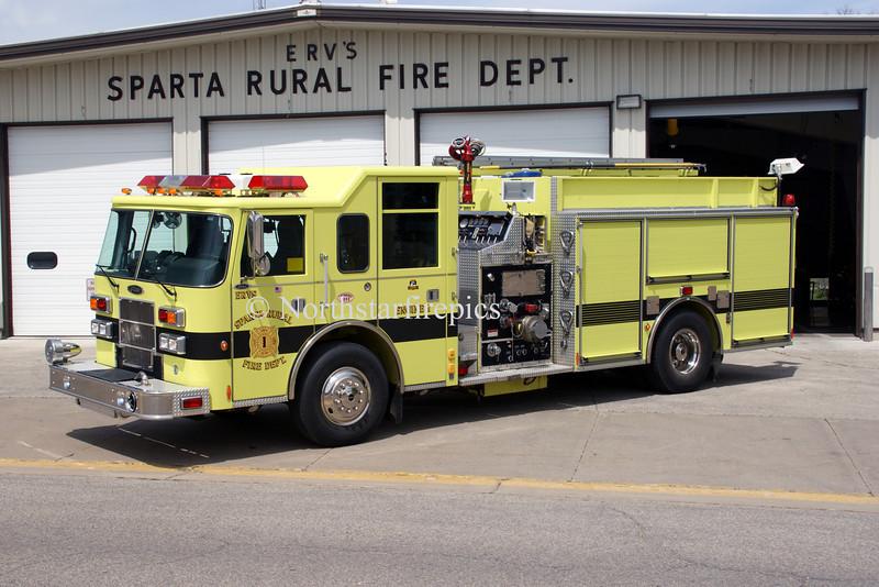 Sparta Rural E-1