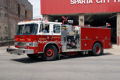 Sparta  Area Fire Department