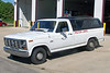 Wilton HR-1 <br /> 1982 Ford F150<br /> Carries extrication equipment
