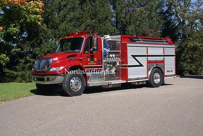 Lund Fire Department