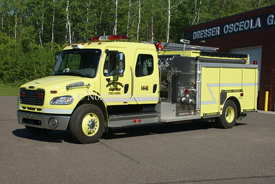 Dresser-Osceola-Garfield Fire Department
