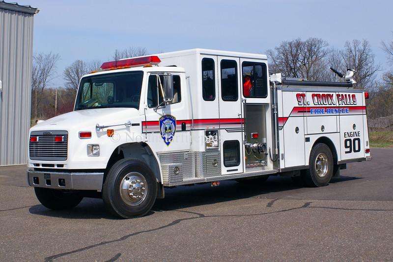 St Croix Falls E-90