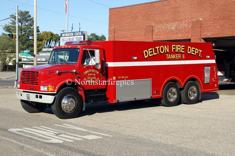 Delton WT-6 <br /> 2000 International 4900/Monroe    500/3500