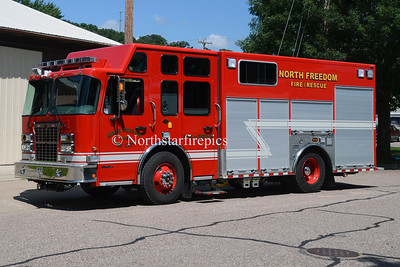 North Freedom Fire Department