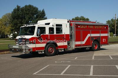 Sauk City Fire Department