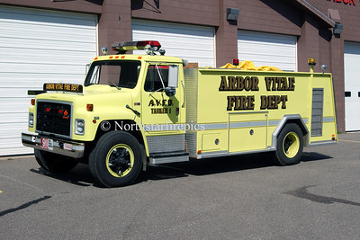 Arbor Vitae Fire Department