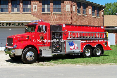 Darien Fire Department