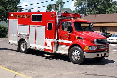 Spooner Fire Department