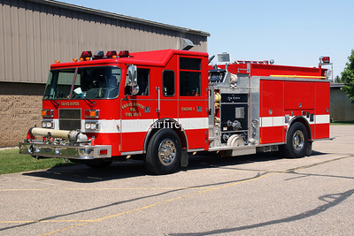 Grand Rapids Volunteer Fire Department