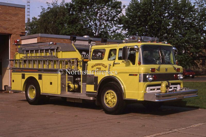 Marshfield E-1