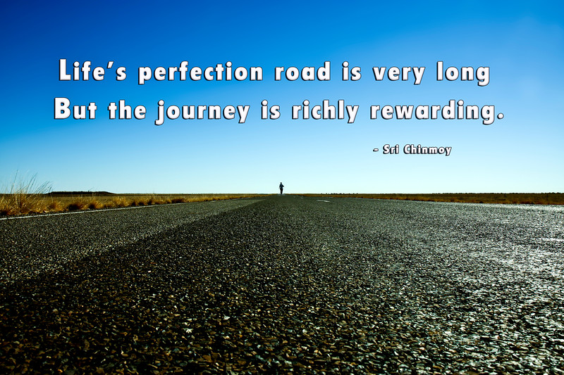 p-13 lifes perfection road 4x6