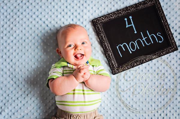 Parker 4 month 032