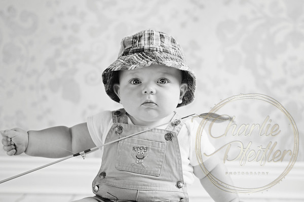 Parker 7 month - 033bw