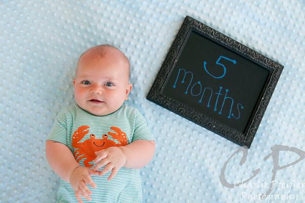 Parker 5 month 148-proof