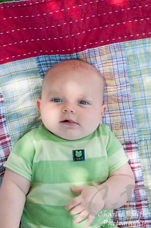 Parker 5 month 007-proof