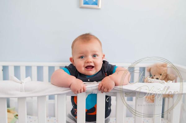 Parker 8 month - 132proof