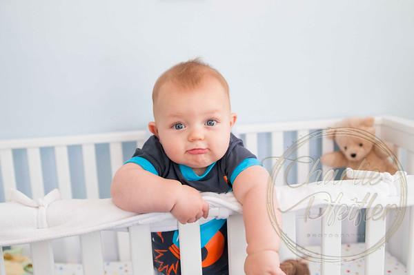 Parker 8 month - 142proof