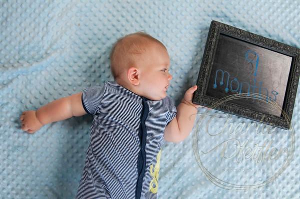 Parker 9 month - 100 proof