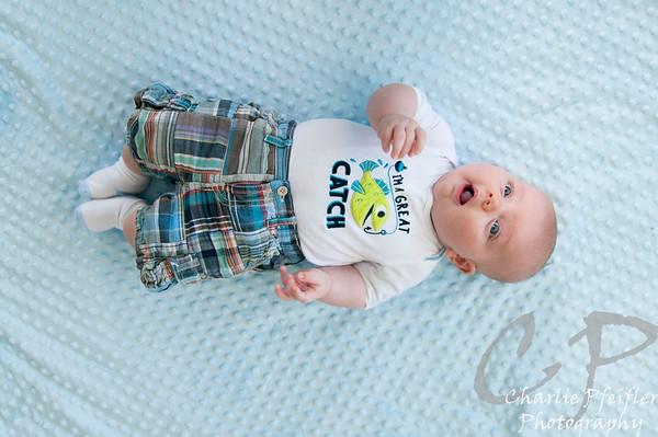Parker 3 month 136-proof