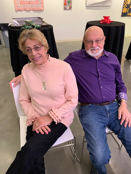 Brenda and Terry Wiechmann of Acton