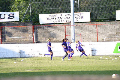 2nd game in Larne Ireland 5/16/08
