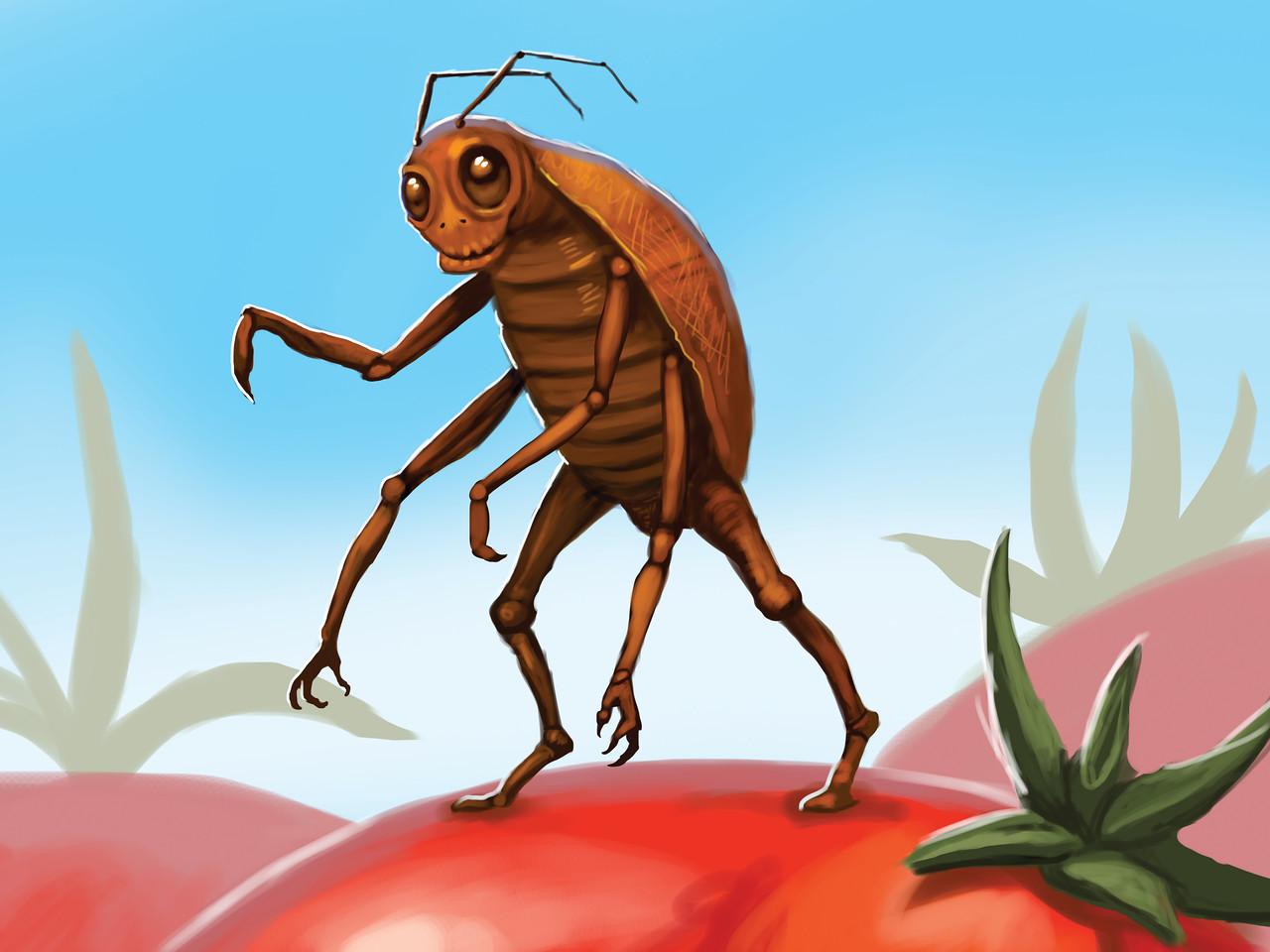 Demonic Roach