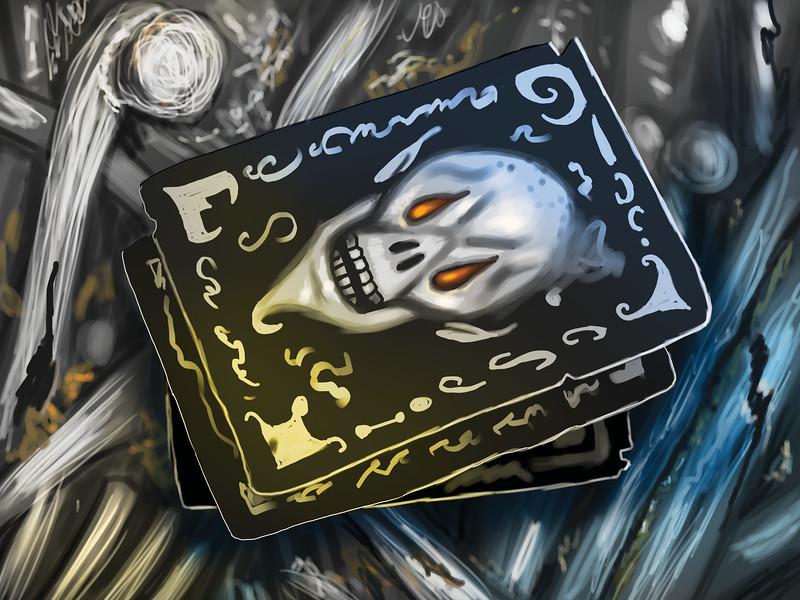 Necro Cards