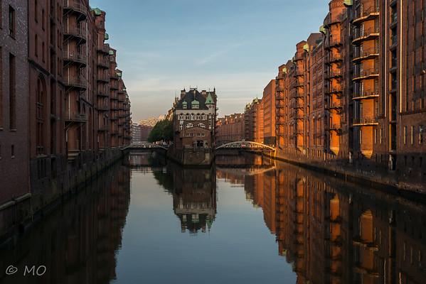 Speicherstadt (Hamburg, Germany)