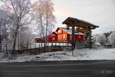 Oslo outskirts