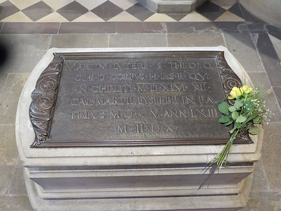 Luther's Grave