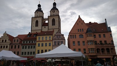 WIttenberg downtown square