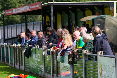 a limit of 200 fans allowed at Runcorn Linnetts for todays game