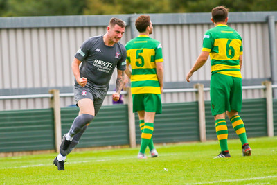 James Hooper scores Wittons first goal straight after Half Time