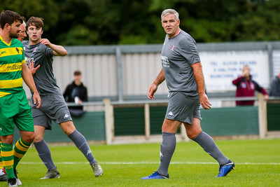 Steve McNulty on his second start for Witton Albion