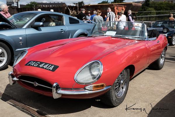PAG 441A E Type Jaguar